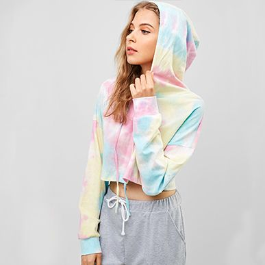 It`s Never Too Late To Try Tie Dye!