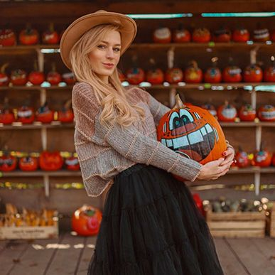 What To Wear With Pumpkin Fashion?