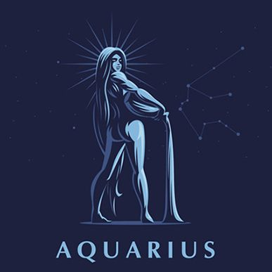 How to Nail Zodiac Style: Aquarius