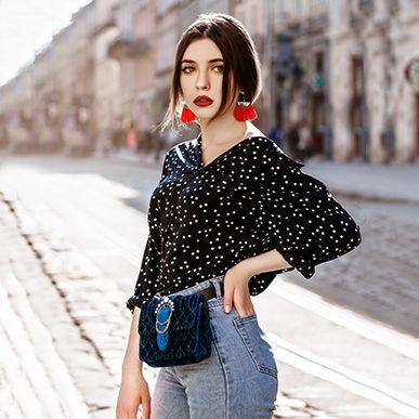 Polka Dot Fashion Trend 2019