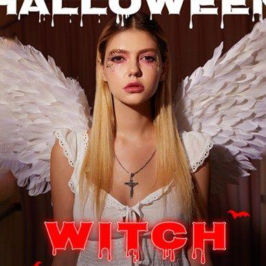 Halloween Murder Mystery Game