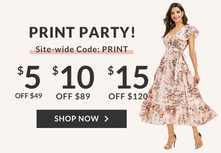6002ebd7418 Dress to Express - Online Style Clothing, Shoes & Jewelry | DressLily.com